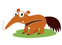 Free Anteater Clipart Pictures.