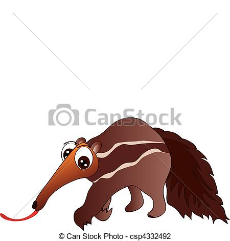 Ant eater Clip Art Vector Graphics. 174 Ant eater EPS clipart.