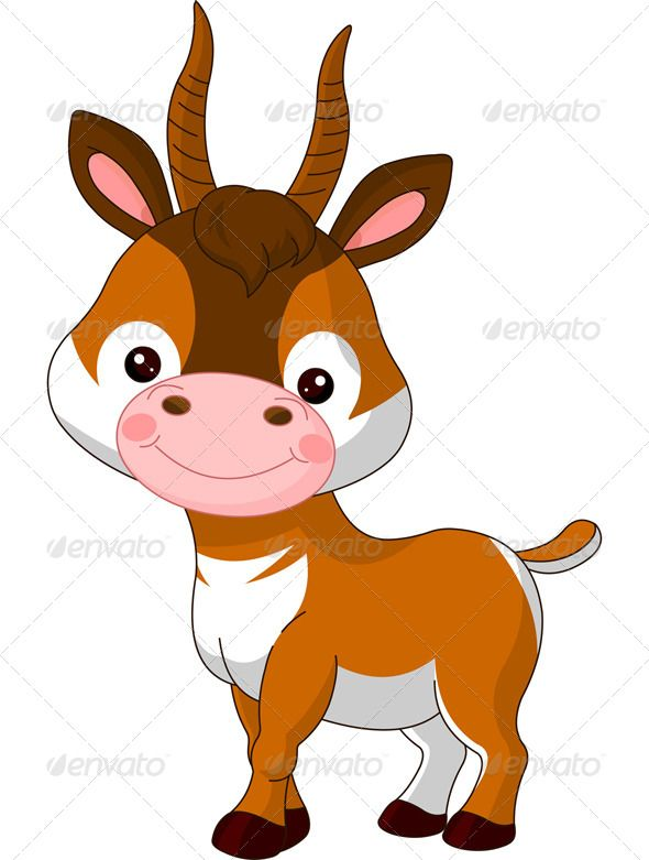 Fun Zoo Antelope.