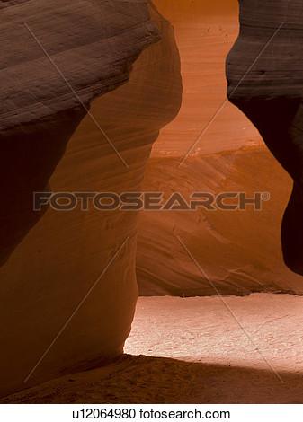 Antelope canyon clipart.