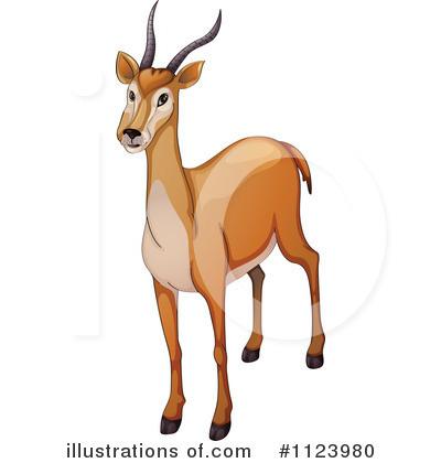 Antelope Clipart #1123980.