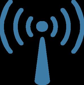 Wireless Antenna Clip Art at Clker.com.