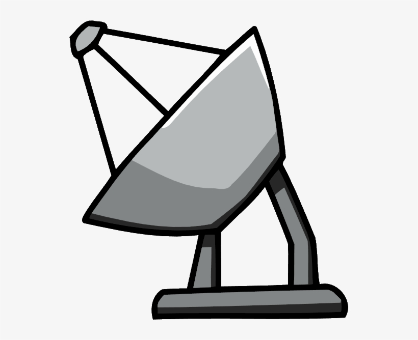 Aerial Clipart Dth Antenna.
