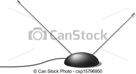 Tv antenna Illustrations and Clipart. 6,850 Tv antenna royalty.