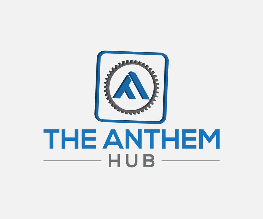 Entry #31 by kamrunn115 for Anthem Hub Logo Revision.