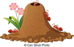 Anthill Illustrations and Stock Art. 158 Anthill illustration and.