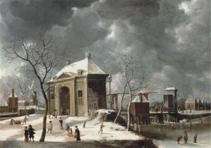 Prices and estimates of works Abraham Beerstraten.