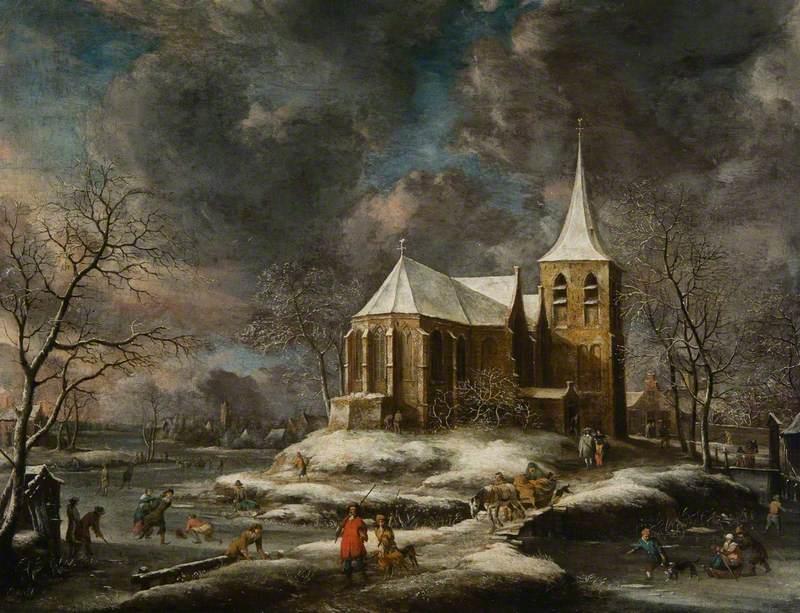 Anthonie Beerstraten (active c.1635.