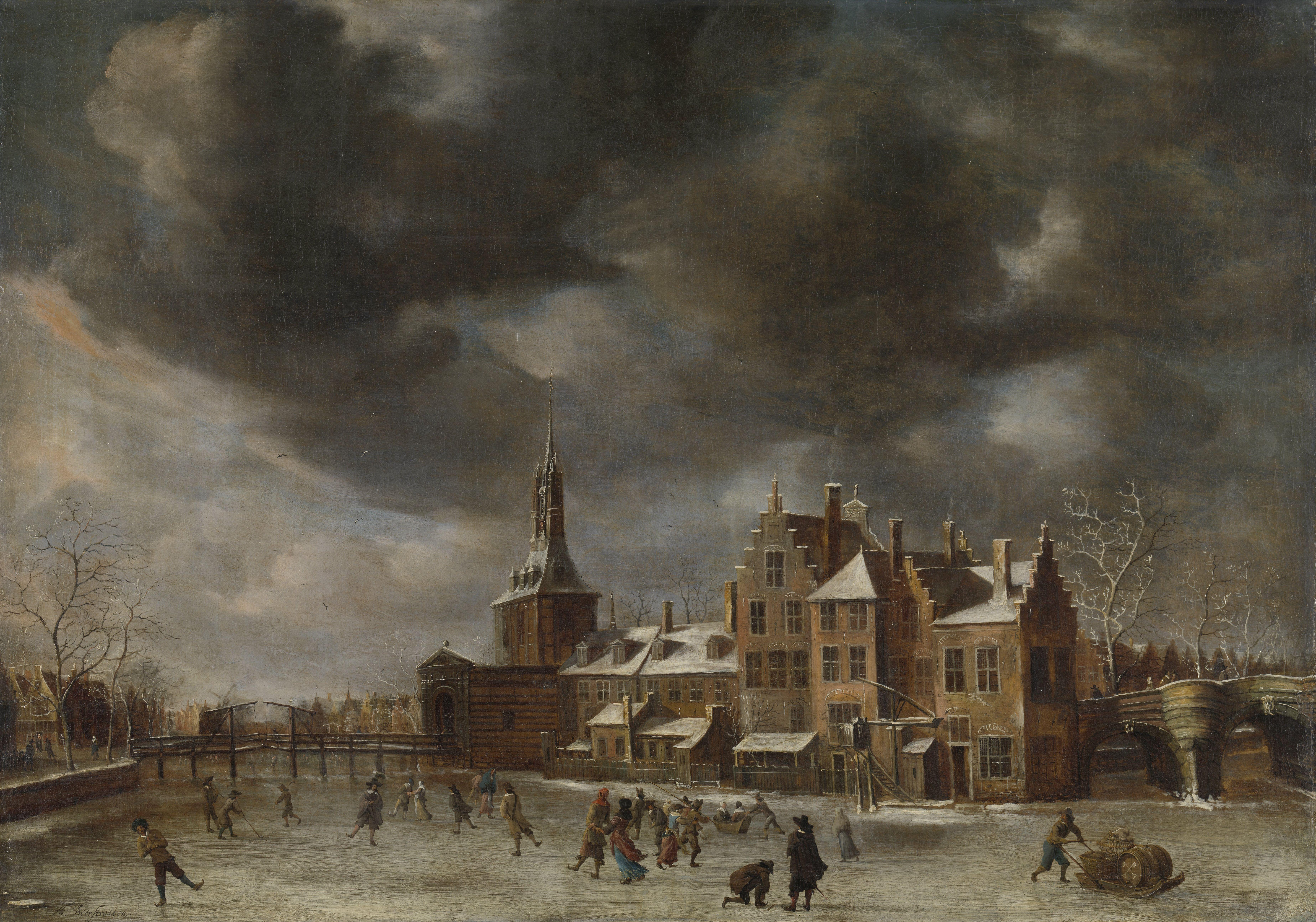 Abraham Beerstraaten.