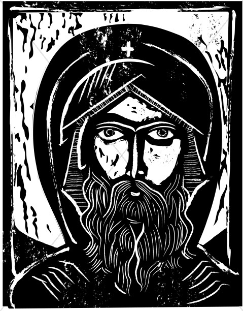 St. Anthony Clipart.