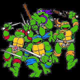 Ninja Turtles Clip Art.