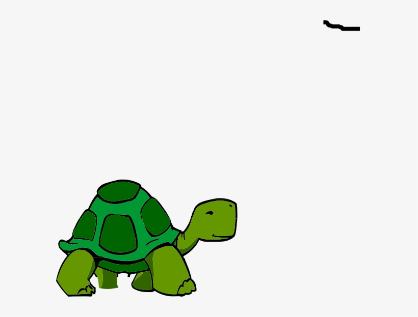 Green Turtle Clip Art At Clker.