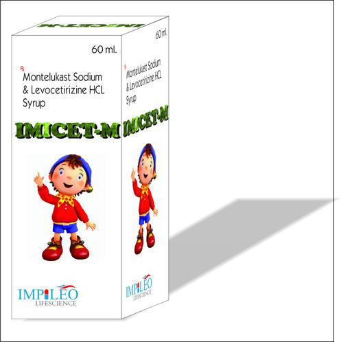 Anti Allergic & Anti Cold Medicines.