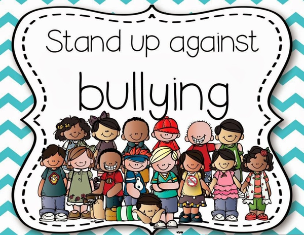 Anti Bullying Clipart Free Download Clip Art.