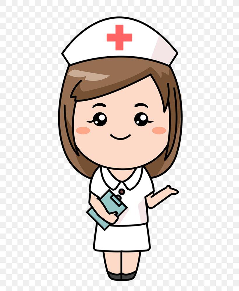 Nursing Cartoon Scrubs Clip Art, PNG, 600x997px, Watercolor.