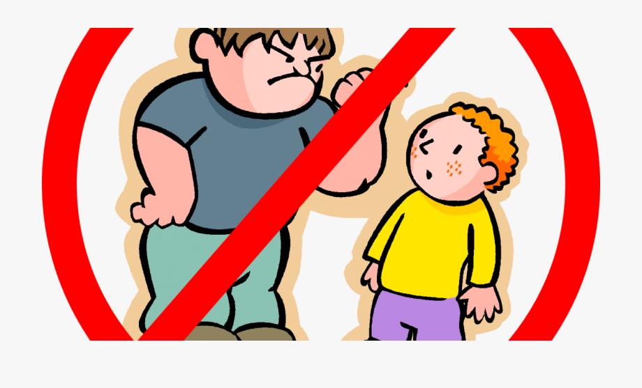 Anti Bullying Clipart.