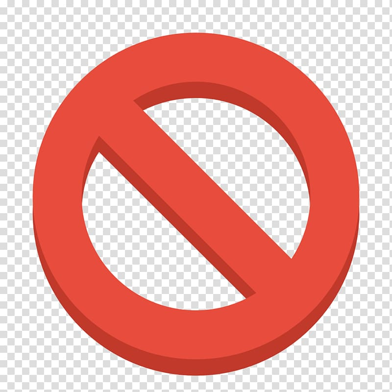 Anti , text symbol trademark number, Sign ban transparent.