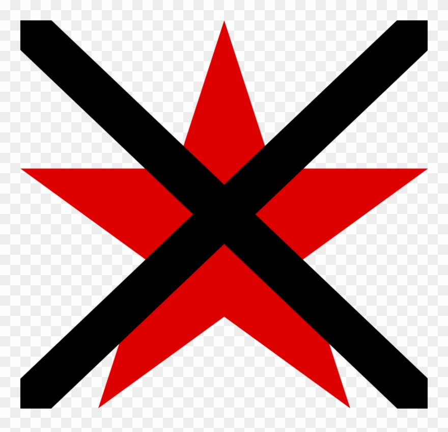 No Red Star.