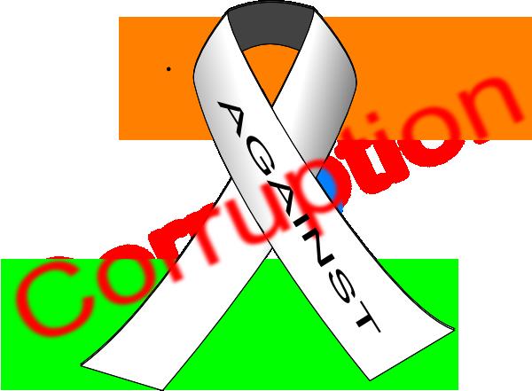 Against Corruption Clip Art at Clker.com.
