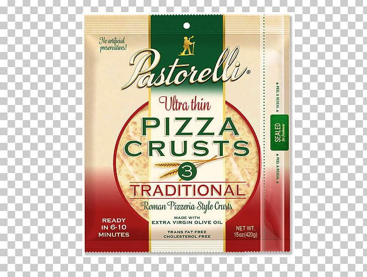 Natural Foods Pizza Crust Whole.