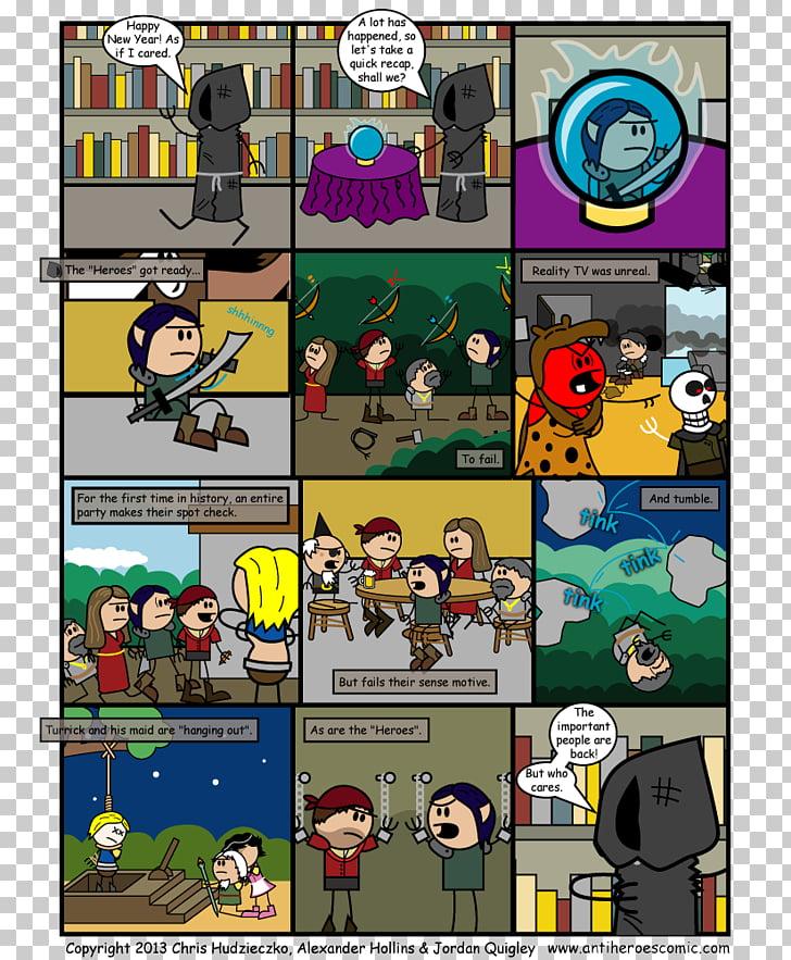 Comics Cartoon Technology Video game, anti hero PNG clipart.