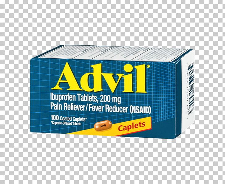 Ibuprofen Tablet Pain Fever Nonsteroidal Anti.