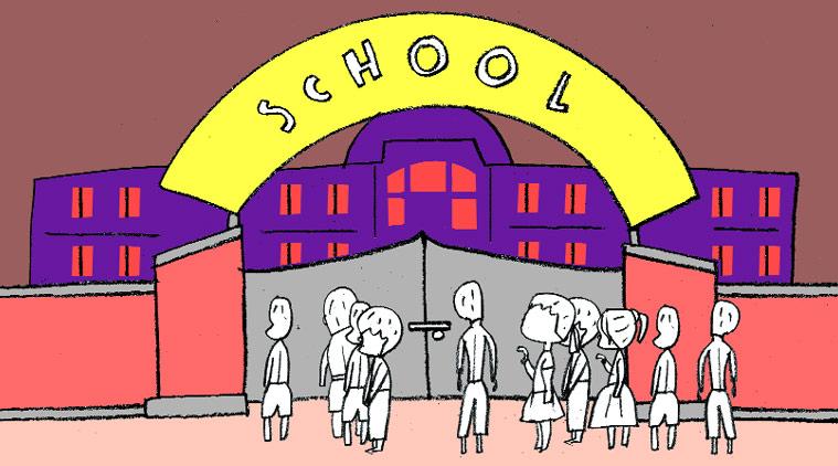 Ten minority schools get show.