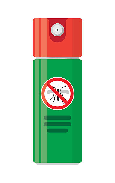 Insect Repellent Clipart.