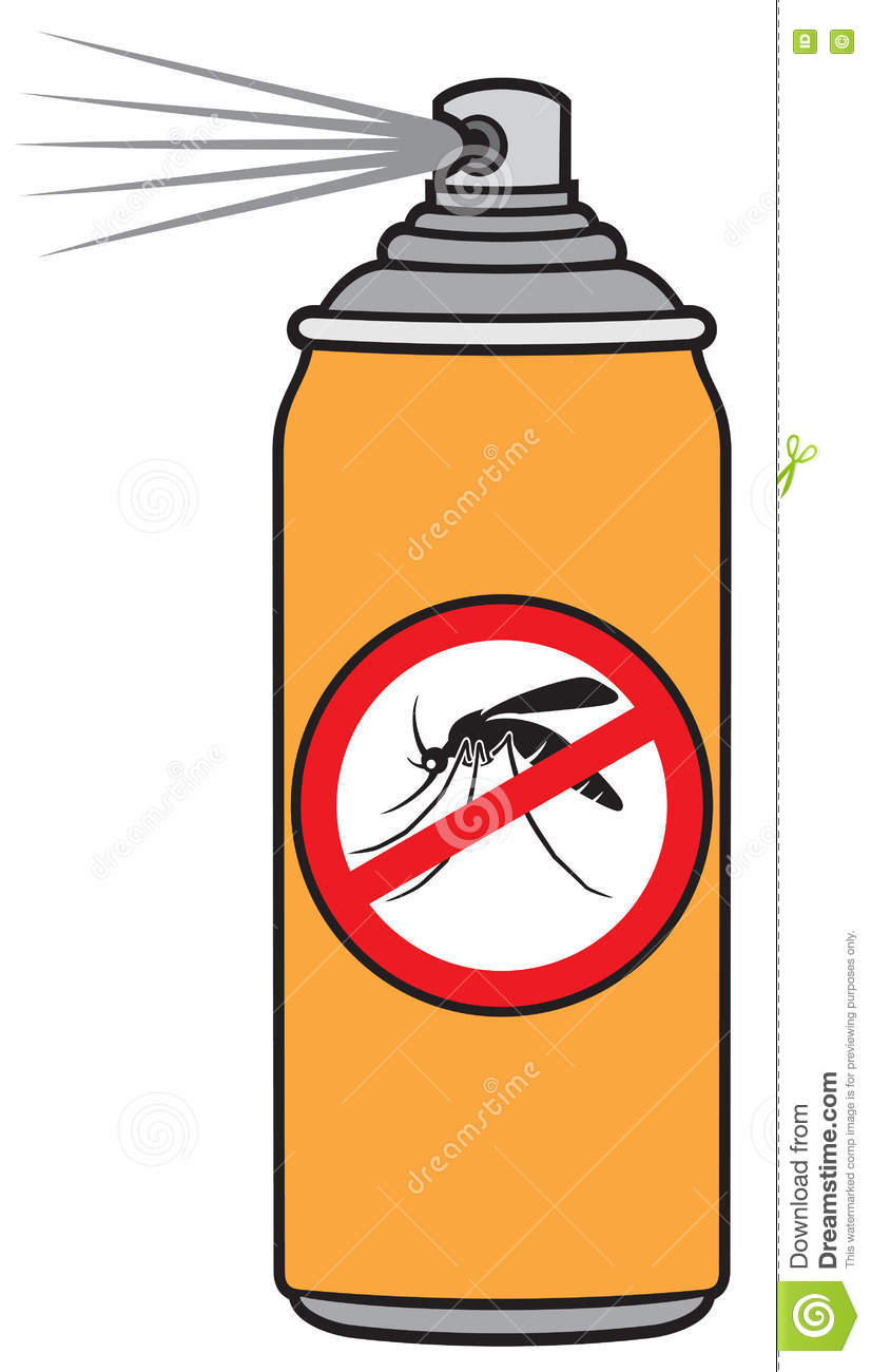 948 Mosquito free clipart.