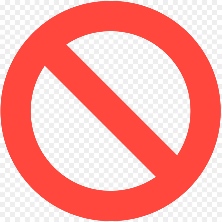Free No Symbol Transparent Background, Download Free Clip.