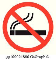 No Smoking Clip Art.