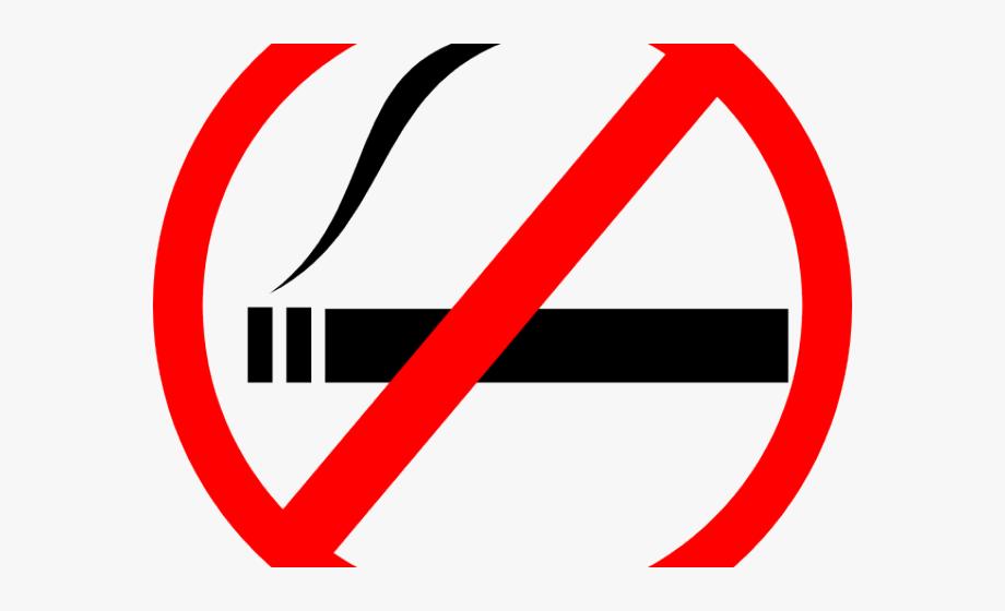 No Smoking Clipart Anti Tobacco.