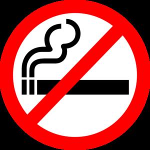 Anti Smoking Clipart.
