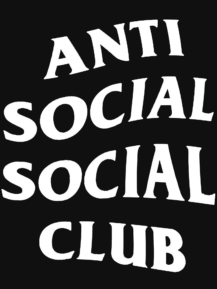 Download Free png Download Anti Social Social Club Logo Png.