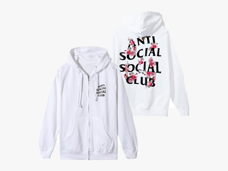 Anti Social Social Club Clipart.
