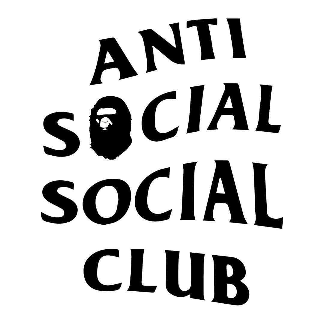 Anti Social Social Club Logo.
