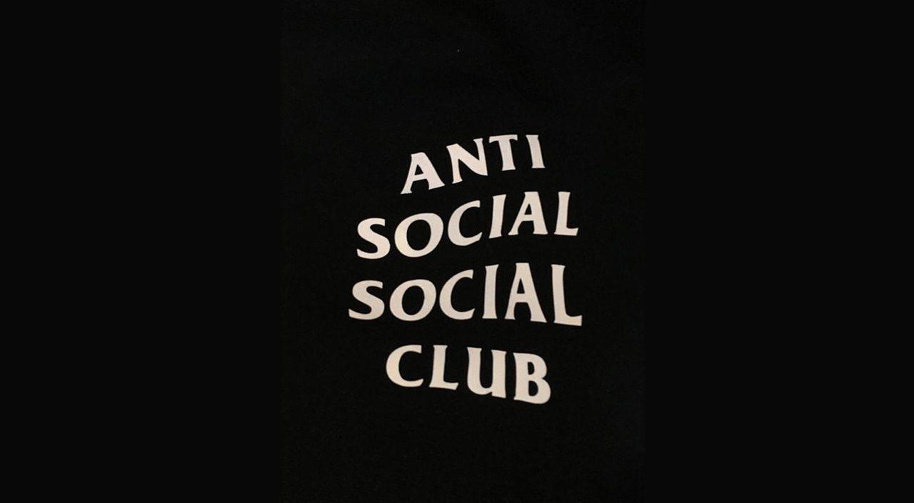 Anti Social Social Club London Pop.