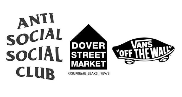 Confermata la collaborazione tra Anti Social Social Club e Vans Sk8.