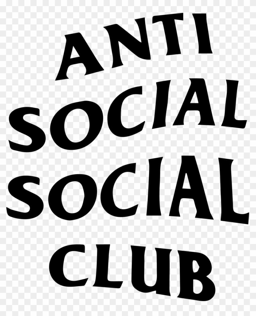 Anti Social Social Club Logo.
