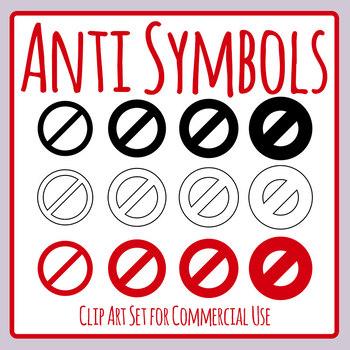 Anti Symbols.