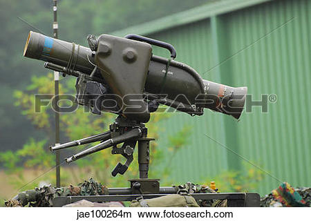 Stock Photo of The Milan, guided anti.