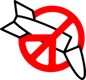 War and peace clipart.