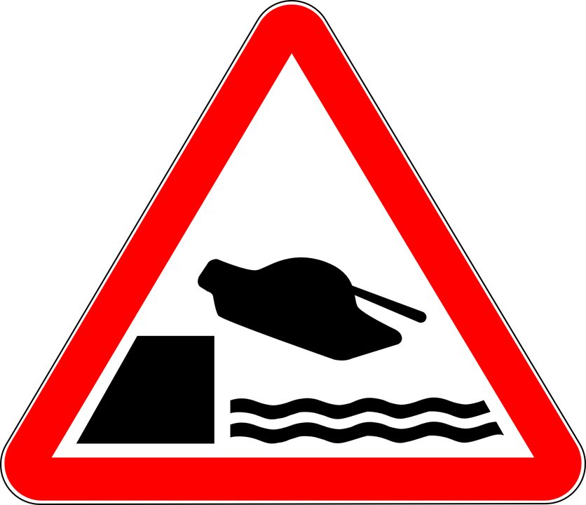 Free vector graphic: Anti War, Tank, Peace, Road Sign.