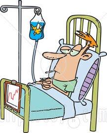 Iv antibiotics clipart.