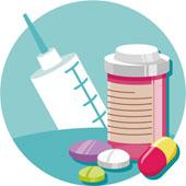 Antibiotics Clip Art.