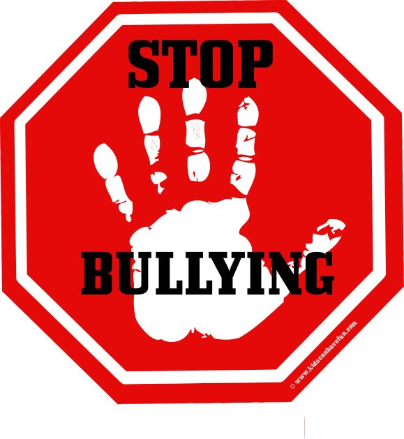 Anti Bullying Clipart.