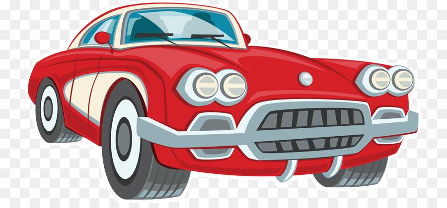 Classic Car Background.