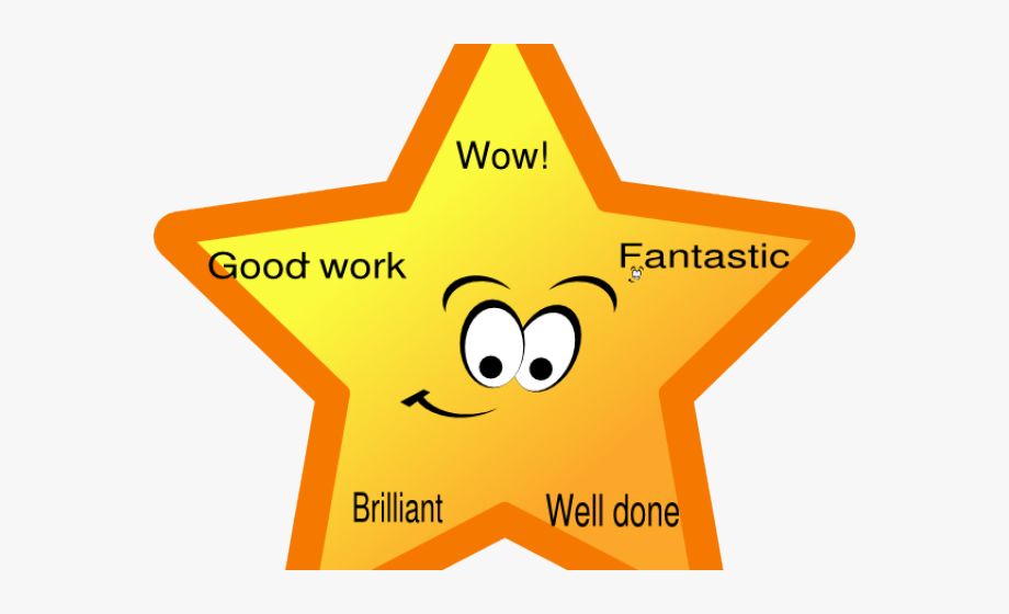 Stars Clipart Reward.
