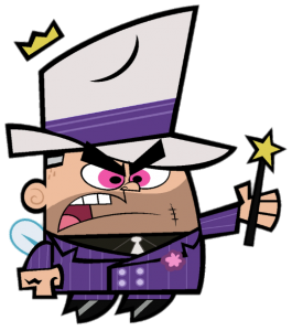 Check out this transparent The Fairly OddParents Anti Cupid.