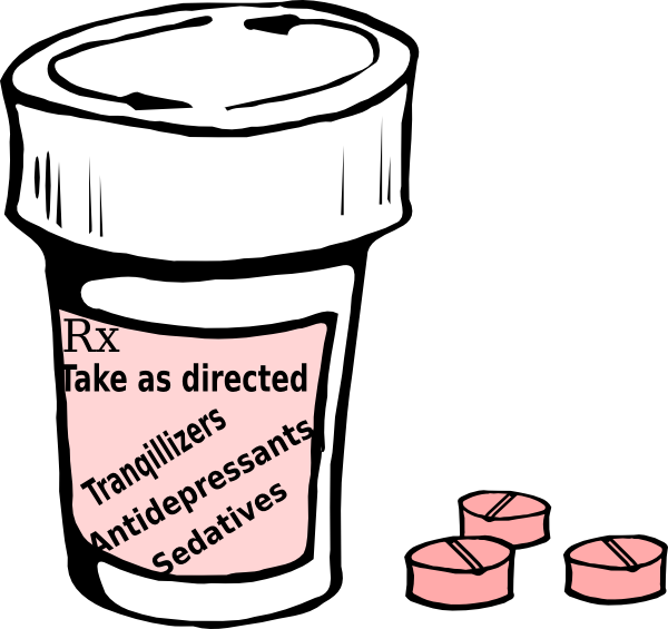 Pinkmedication Clip Art at Clker.com.